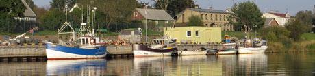 Laivu noma - Pāvilosta