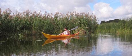 Maršruti - Rīgas ezeri