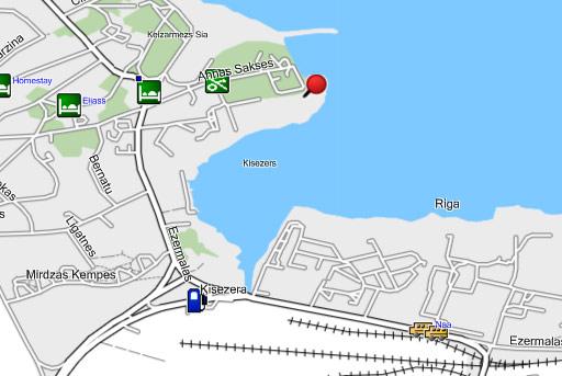 Piedāvājam laivu nomu tepat Rīgā pie ūdens Ķīšezera krastā. Jūsu rīcībā savstarpēji savienotie pierīgas ezeri un […]