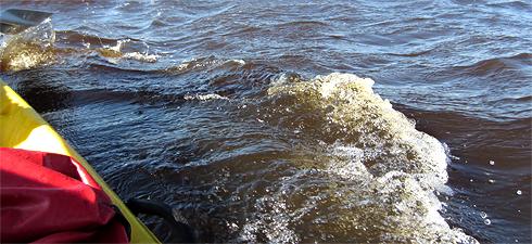 Koncepts: Biežāk paisuma, retāk bēguma laikā jūras ūdens masām sastopot savā ceļā šķērsli – šaurumu, straumi […]