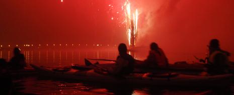 Latvijas Neatkarības svētku salūts laivās Daugavā. Dzimšanas dienas torte, svecītes un citi svētku atribūti saorganizējami kopīgi. […]