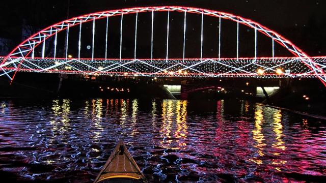 Tradīcija 18.novembris laivās – sākam otro gadu desmitu. Starts un finišs Andrejostā. Laivošana pa Rīgas kanālu, […]