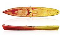 Divvietīga laiva (SitOnTop)